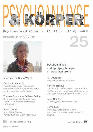 Psychoanalyse und Körper