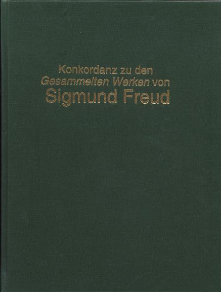 Konkordanz zu den Gesammelten Werken (GW) von Sigmund Freud