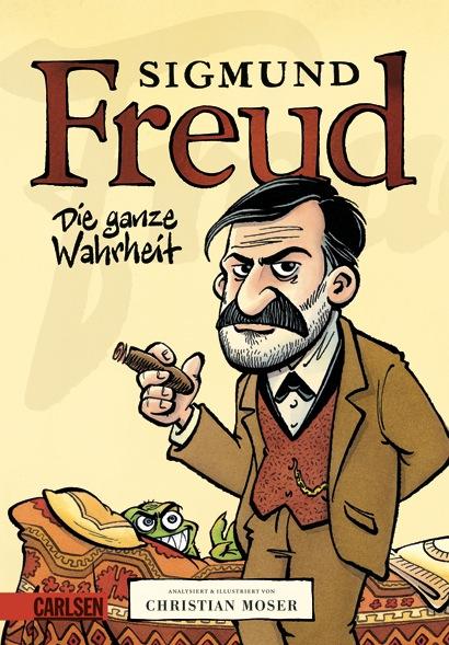 Sigmund Freud - Die ganze Wahrheit