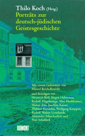 Porträts zur deutsch-jüdischen Geistesgeschichte