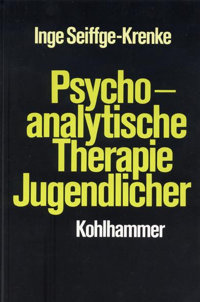 Psychoanalytische Therapie Jugendlicher