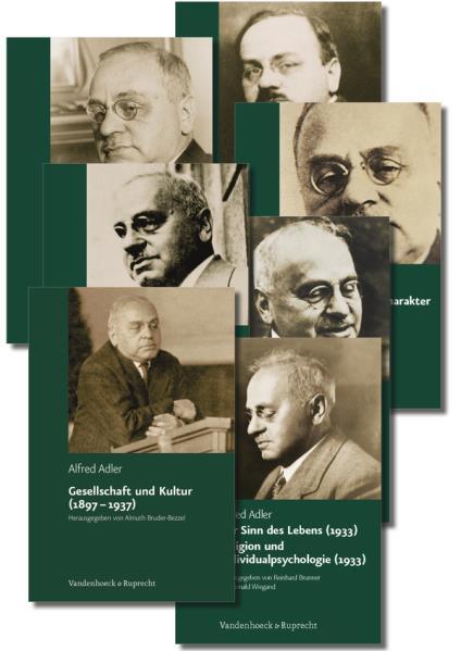 Alfred Adler Studienausgabe, Bände 1–7