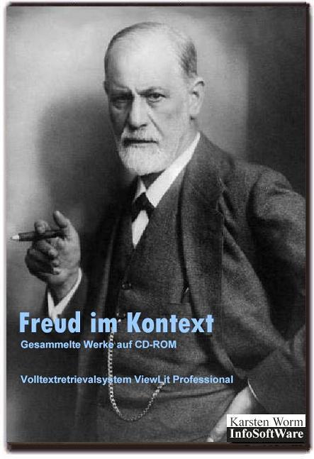 Freud im Kontext - Gesammelte Schriften auf CD-ROM