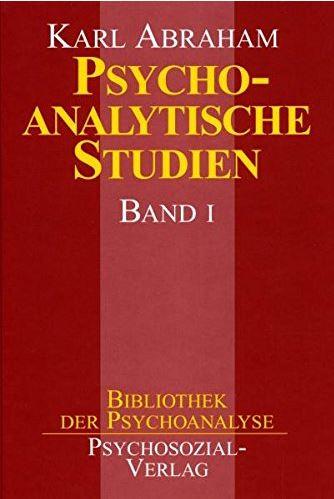 Psychoanalytische Studien (Werkausgabe)