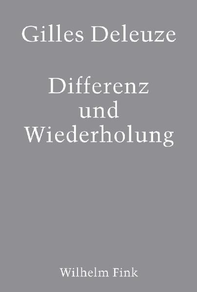 Differenz und Wiederholung