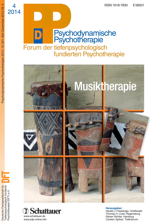 Psychodynamische Psychotherapie – PDP