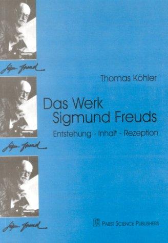 Das Werk Sigmund Freuds