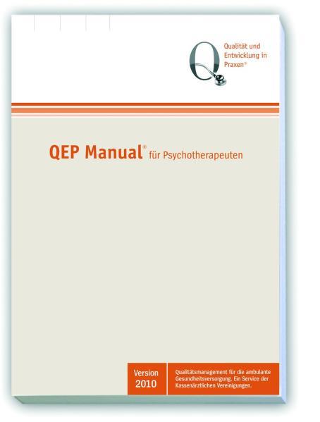 QEP® Manual für Psychotherapeuten