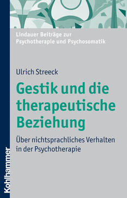 Gestik und die therapeutische Beziehung