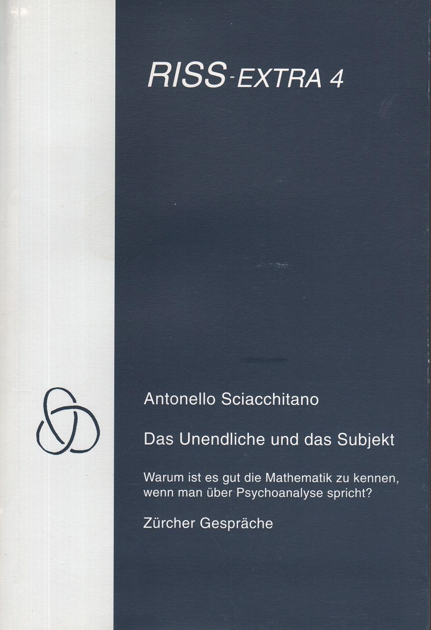 RISS - Zeitschrift für Psychoanalyse Freud Lacan