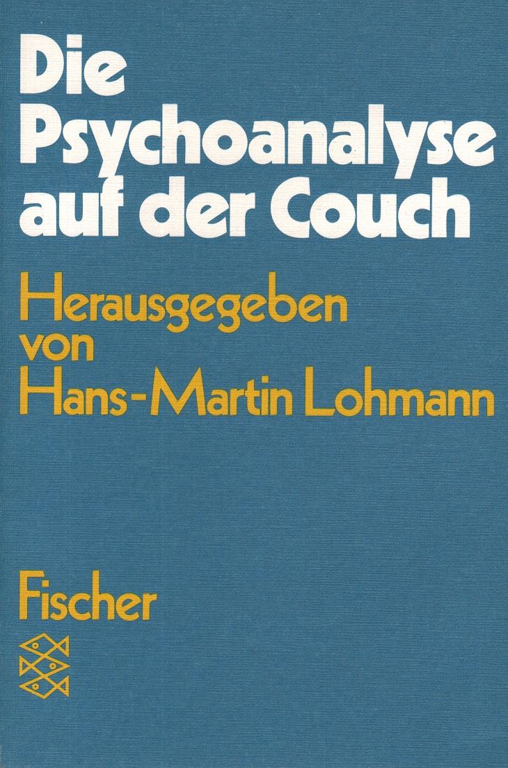 Die Psychoanalyse auf der Couch