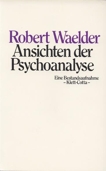 Ansichten der Psychoanalyse