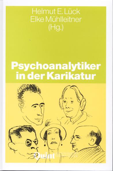 Psychoanalytiker in der Karikatur