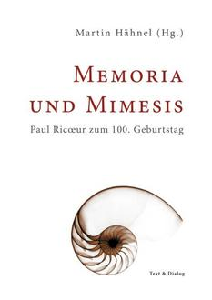 Memoria und Mimesis