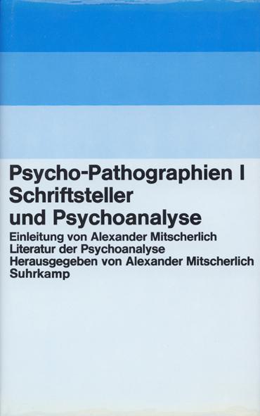 Psycho-Pathographien des Alltags