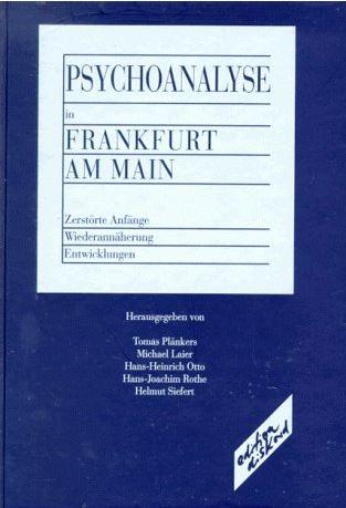 Psychoanalyse in Frankfurt am Main