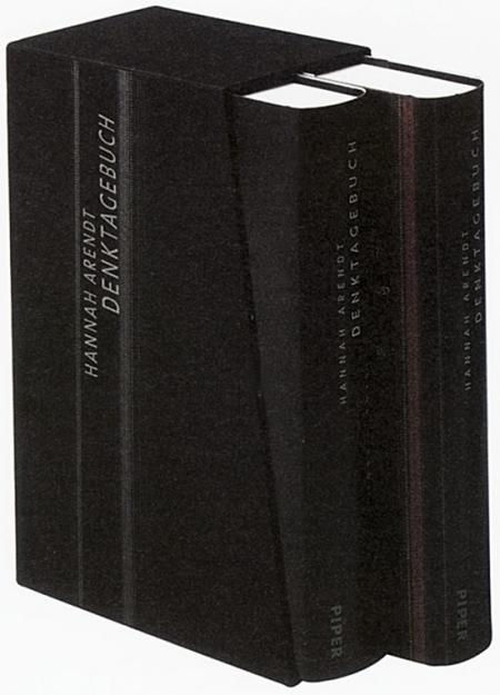 Denktagebuch - 2 Bände im Schuber