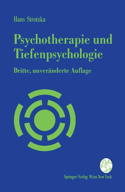 Psychotherapie und Tiefenpsychologie