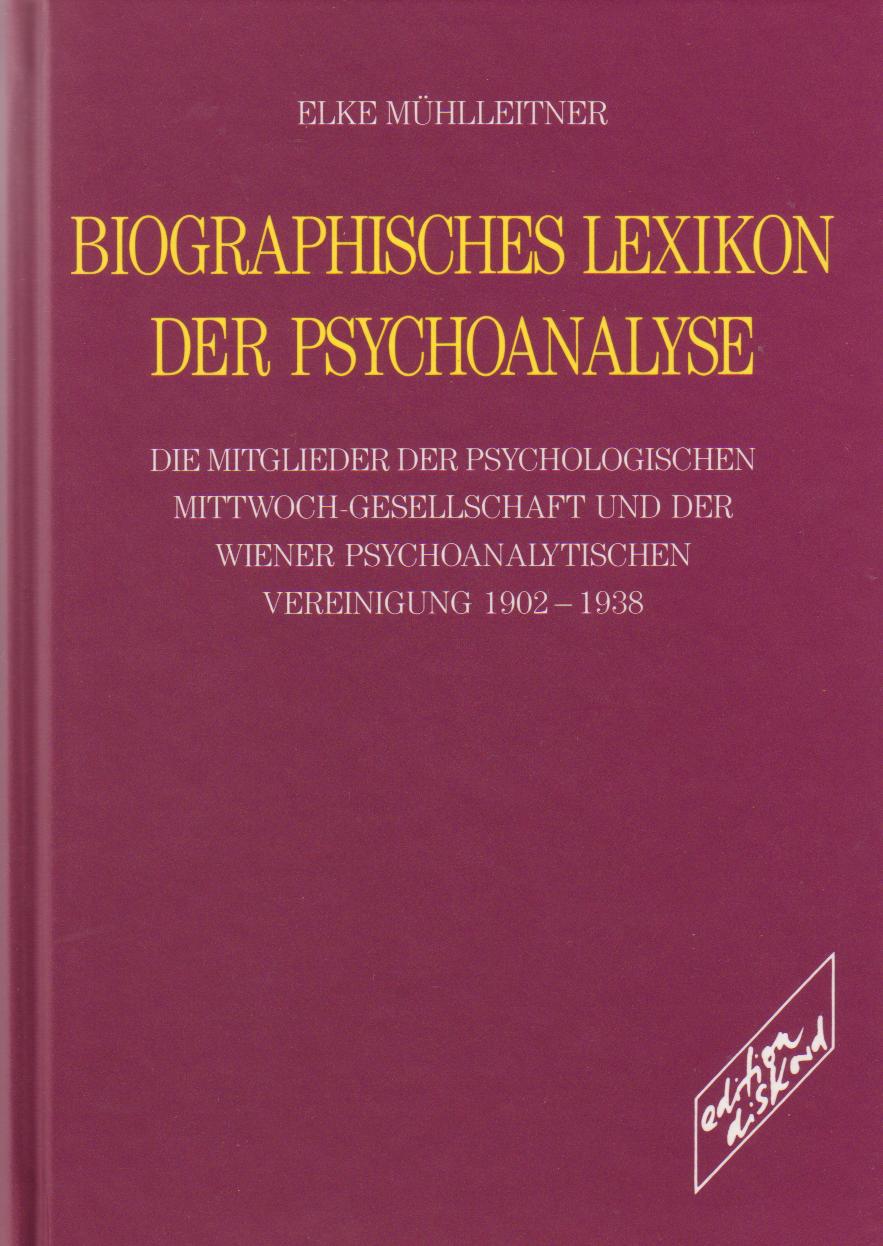 Biographisches Lexikon der Psychoanalyse
