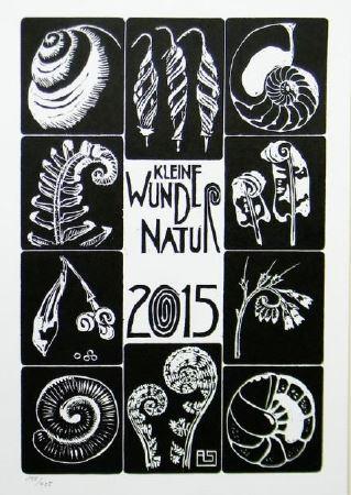 Rhöner Künstlerkalender 2015: »Kleine Wunder der Natur«
