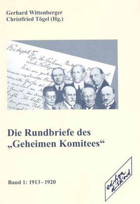 Die Rundbriefe des ›Geheimen Komitees‹. 4 Bände (kpl.)