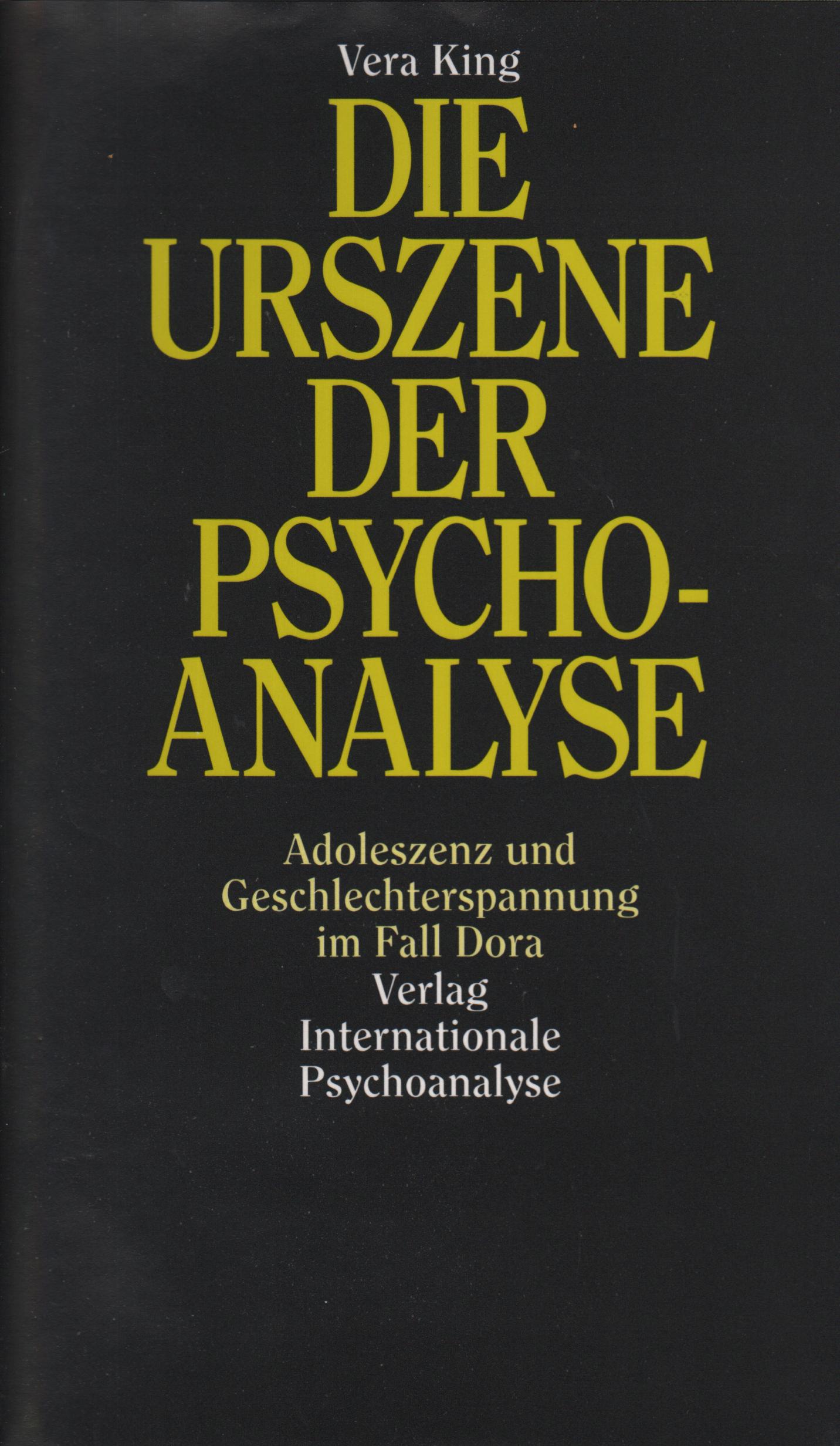 Die Urszene der Psychoanalyse