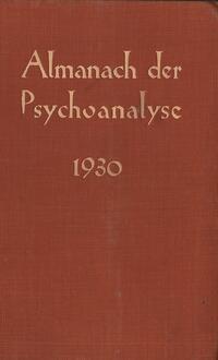 Almanach der Psychoanalyse 1930
