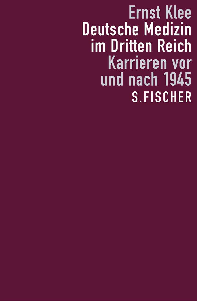 Deutsche Medizin im Dritten Reich