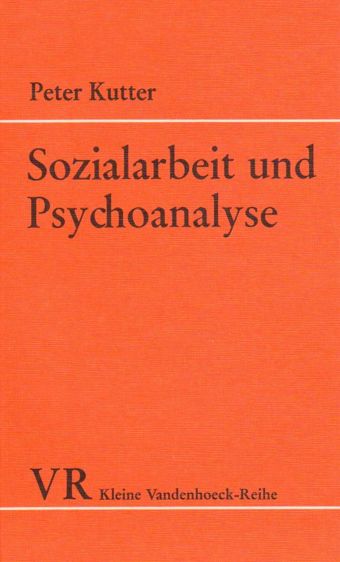 Sozialarbeit und Psychoanalyse