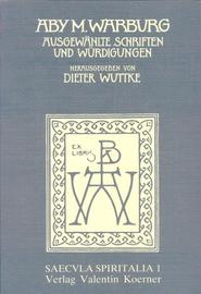 Ausgewählte Schriften und Würdigungen