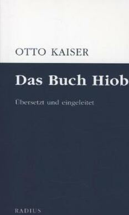 Das Buch Hiob