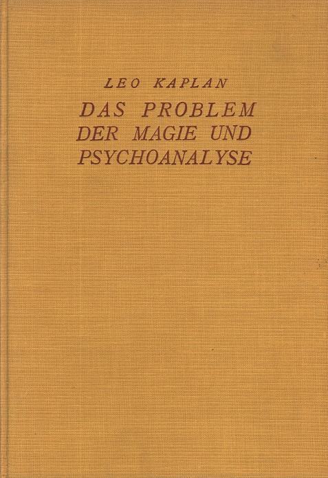 Das Problem der Magie