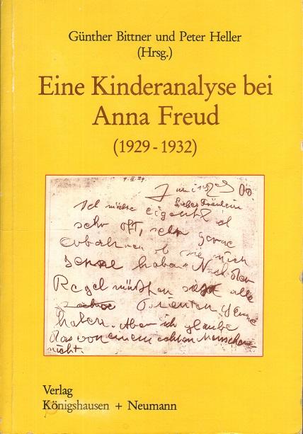 Eine Kinderanalyse bei Anna Freud