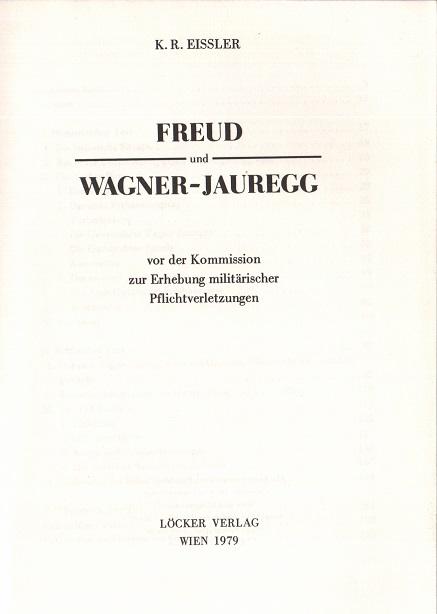 Freud und Wagner-Jauregg