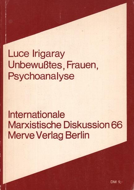 Unbewußtes, Frauen, Psychoanalyse