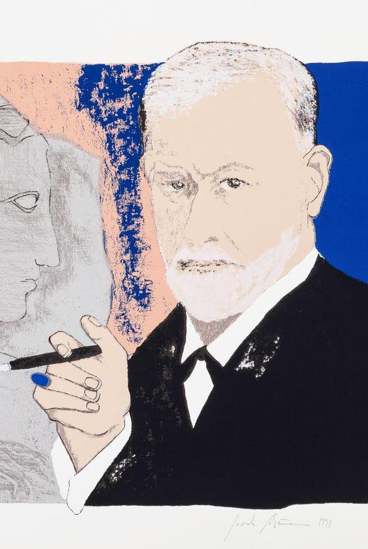 Sigmund Freud und die Göttin Artemis