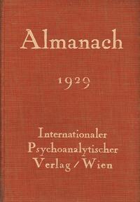 Almanach der Psychoanalyse 1929