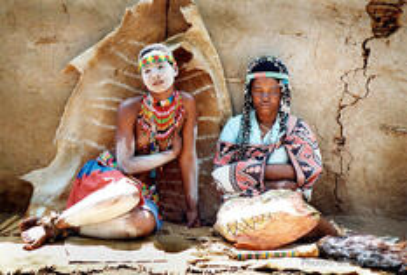 Zulu Hexe und Novizin