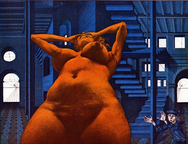 Eva im Labyrinth