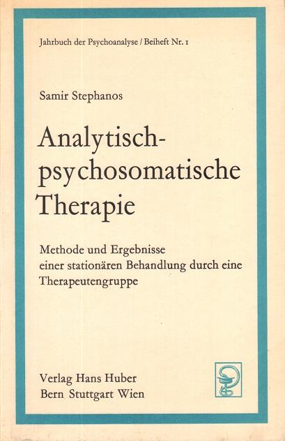 Analytisch-psychosomatische Therapie