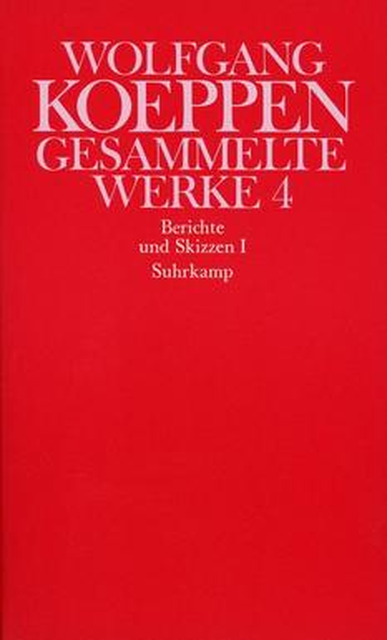 Gesammelte Werke in sechs Bänden