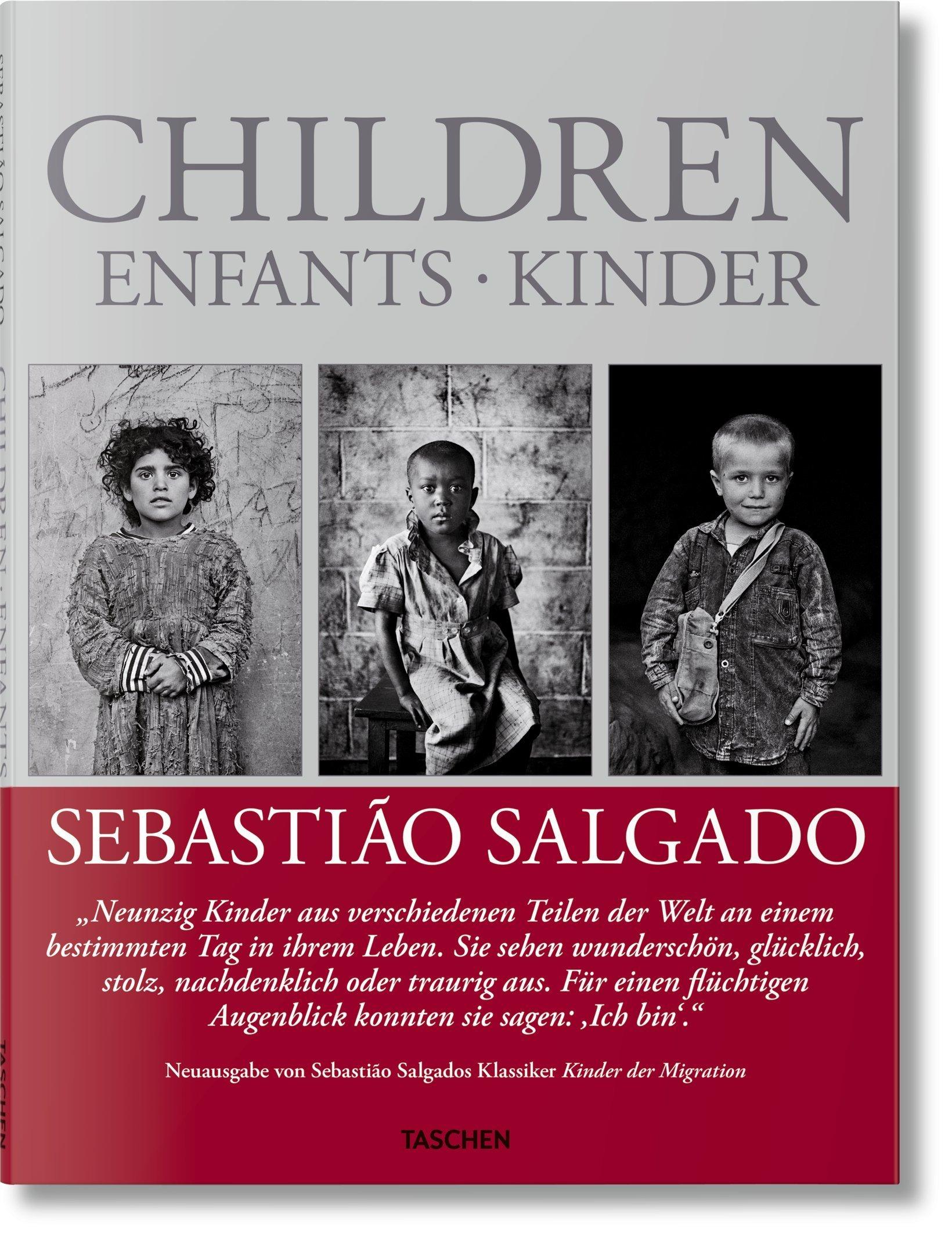 Sebastião Salgado. Kinder