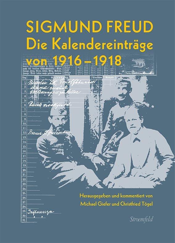 Die Kalendereinträge von 1916–1918