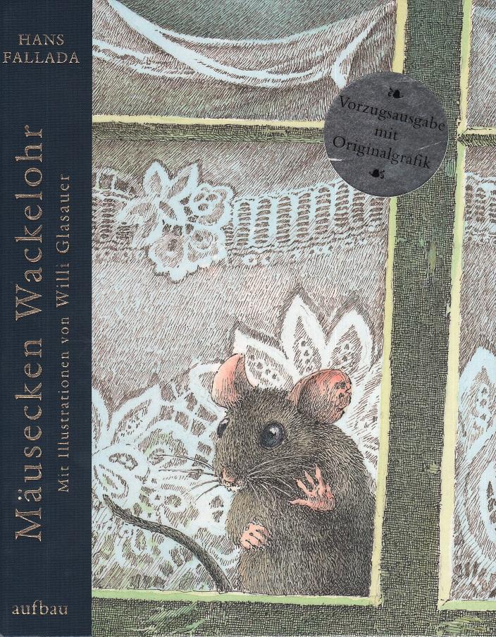 Mäuseecken Wackelohr