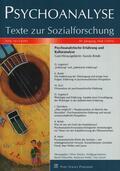 Psychoanalyse – Texte zur Sozialforschung