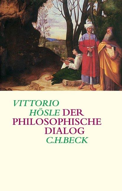 Der philosophische Dialog