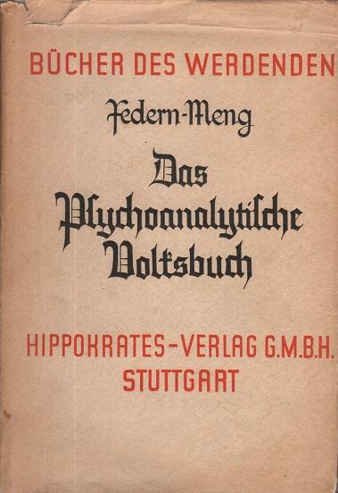 Das Psychoanalytische Volksbuch