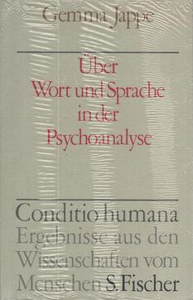 Über Wort und Sprache in der Psychoanalyse