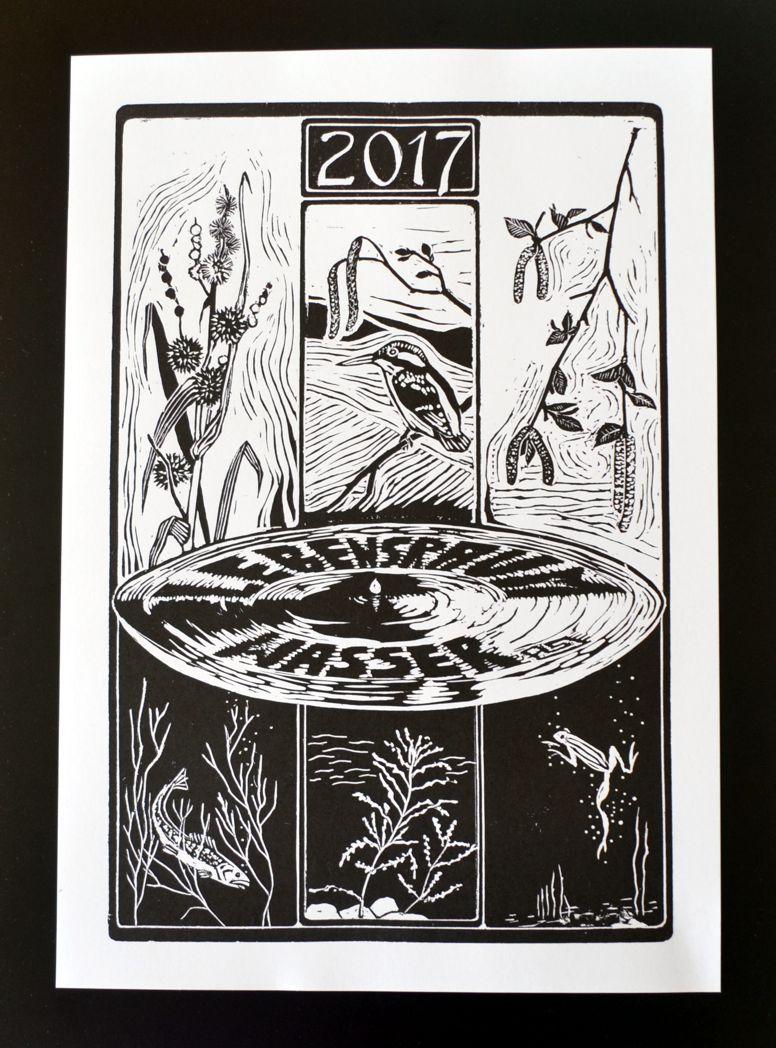 Rhöner Künstlerkalender 2017