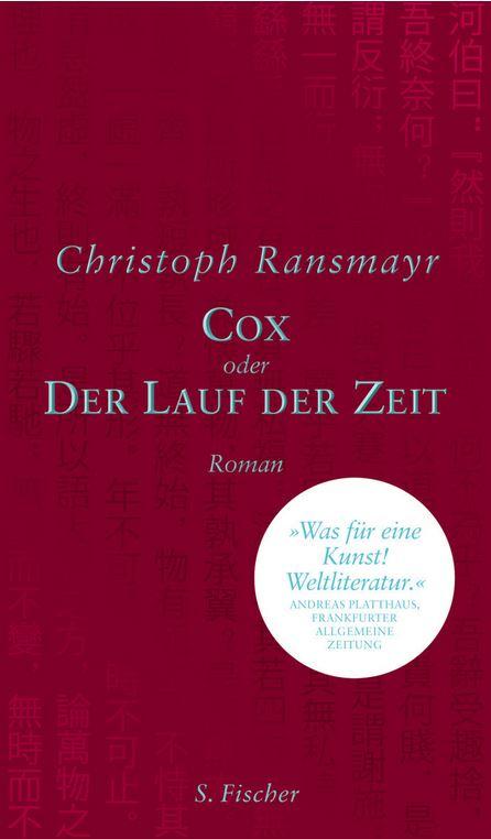 Cox - oder Der Lauf der Zeit